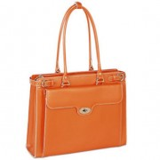 Laptop Bag - Winnetka Orange