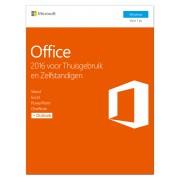 Microsoft Office 2016 Thuisgebruik& Zelfstandigen 1PC WIN