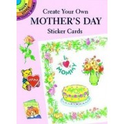 Create Your Own Mother's Day Sticker by Barbara Steadman