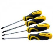 Stanley 4 Piece Mixed Screwdriver Set