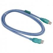 Cablu PC; USB 2.0 A M la USB 2.0 A F; 1.8m