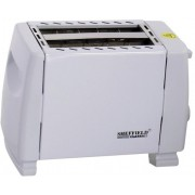 Sheffield Classic SH 6004 750 W Pop Up Toaster(White)