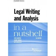 Legal Writing and Analysis in a Nutshell by Lynn Bahrych