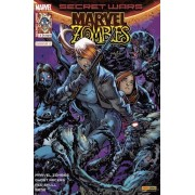 Secret Wars : Marvel Zombies N° 3, 1/2 - K Lashley
