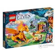 LEGO® Elves Pestera dragonului de foc 41175