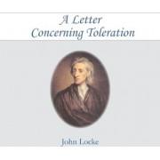 A Letter Concerning Toleration by John Locke