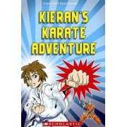 Kieran's Karate Adventure by Angela Salt
