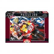 Educa Moto GP puzzle, 200 darabos