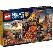LEGO Nexo Knights 70323 Jestros vulkaanbasis