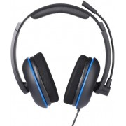 Casti Gaming Turtle Beach Ear Force P12, pentru PS4 (Negru/Albastru)