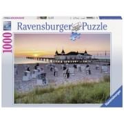 Puzzle marea baltica ahlbeck usedom 1000 piese