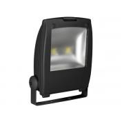 PROJECTEUR LED PROFESSIONNEL POUR L'EXTÉRIEUR - 100 W EPISTAR CHIP - 3800 K - NOIR