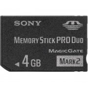 Card Sony Memory Stick 4GB MSMT4GN