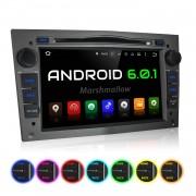 "XOMAX ""XOMAX XM-2DA704: 2DIN Android 6.0.1 Navi Autoradio mit 7 Zoll Touchscreen Monitor, Bluetooth, SD und USB (B-Ware)"""