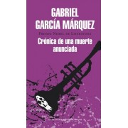 Crónica de una muerte anunciada / Chronicle of a Death Foretold by Gabriel Garcia Marquez