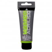 Culoare Maimeri acrilico 75 ml yellowish green 0916323