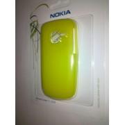 Nokia Silicon Cover C3 Zöld