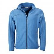 FRILUFTS Oistra Fleece Jacket Herren Gr. XXL - blau / dark blue - Fleecejacken