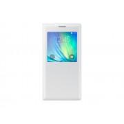 S View Cover EF-CA700BWEGWW, Galaxy A7 2015, Alb