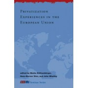 Privatization Experiences in the European Union by Marko Kothenburger