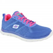 Pantofi sport femei Skechers Flex Appeal-Obvious Choice 12058/PWPK