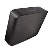 Disco Duro Externo Samsung D3 Station 3.5'', 4TB, USB 3.0, Negro - para Mac/PC