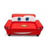 Disney Cars letto con spazio di archiviazione per i giocattoli