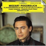 W. A. Mozart - Piano Sonatas Kv283,331 (0028943776325) (1 CD)