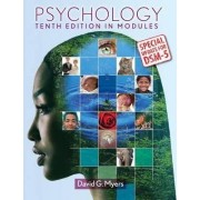 Psychology in Modules with Updates on DSM-5 by David G. Myers