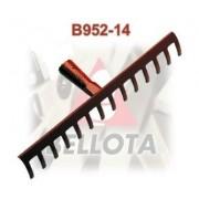 Greblă (14 dinţi) hobby, Bellota B952-14