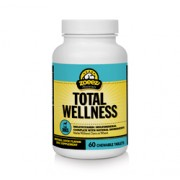 Zoeezr Naturals TOTAL PET SUPPORTS OVERALL WELLNESS FOR DOGS (Seafood Flavor) 60 Chewable Tablets