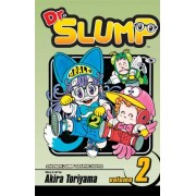 Dr. Slump, Volume 2 by Akira Toriyama