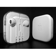 Apple Auriculares originales de iPhone 5, 5S, 5C, 6 Plus, 6S, 6S Plus, iPad Air 4 5 6, iPad 1 2 3 4, MD827ZM/A MD827, blanco