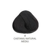 Vopsea Permanenta fara Amoniac Color Wear Alfaparf Milano - Castaniu Natural Mediu Nr.4