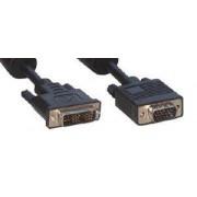 MCL - Cordon DVI-I mâle (24+5) / VGA mâle (HD15) - 2m