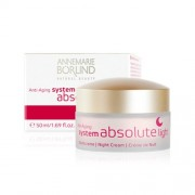 Annemarie börlind system absolute light anti-aging éjszakai 50ml