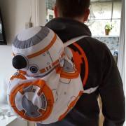 Ryggsäck Star Wars - BB-8