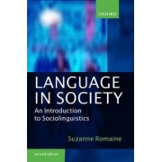 Language in Society by Suzanne Romaine
