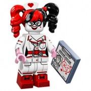 Mini Figurine Lego® Serie 17 - The Batman Movie : Nurse Harley Quinn