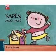 Karen. Karen moves house by Liesbet Slegers