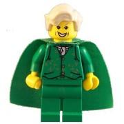 Gilderoy Lockhart Green - LEGO Harry Potter Minifigure