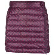 Meru Skirt Gander Print W - Daunenrock - Damen