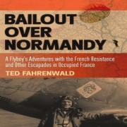 Bailout Over Normandy by Ted Fahrenwald