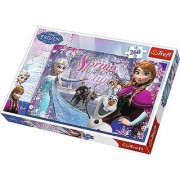 Trefl Disney Frozen Love Puzzle (260 Pieces)