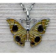 ketting vlinder hanger GL10