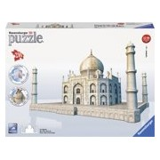 Ravensburger Taj Mahal - 3D Puzzel gebouw van 216 stukjes