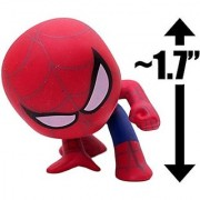Spider-Man: ~1.7 Marvel x Funko Mystery Minis Vinyl Mini-Bobble Head Figure Series
