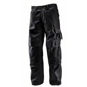Bosch Professional 618800227 Pantalones, color negro, talla W34 L32