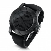 Alessandro Baldieri Black Seamonster Carbonium Watch AB0021