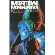 Martian Manhunter The Others Among Us TP by Alejandro Barrionuevo